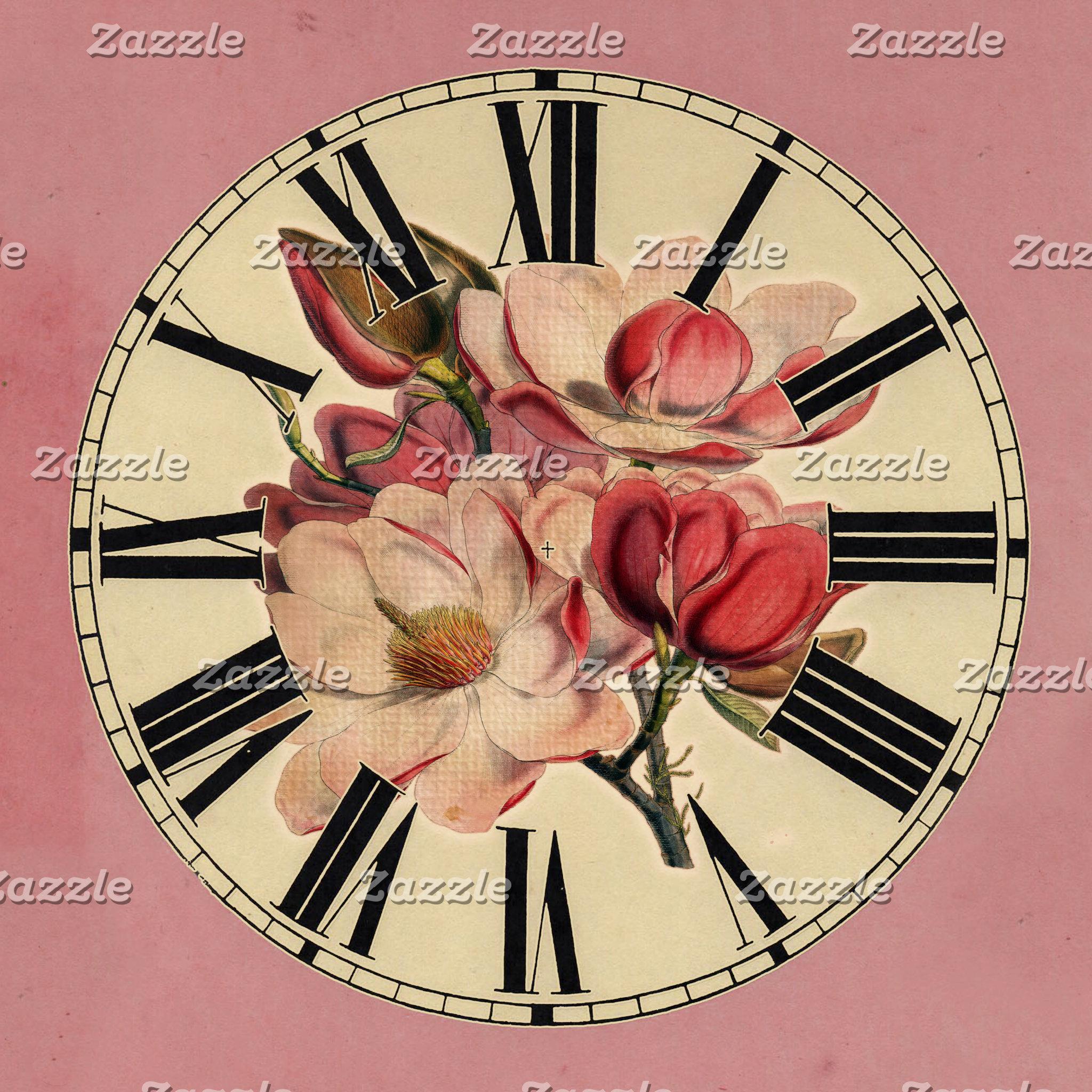 Boudoir Clocks