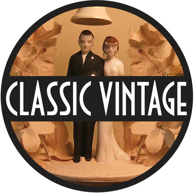 Classic Vintage Wedding Invitations