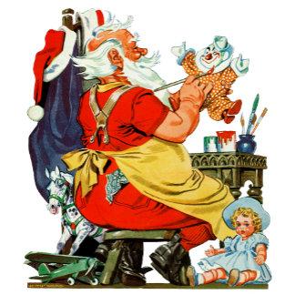 Santa at Work