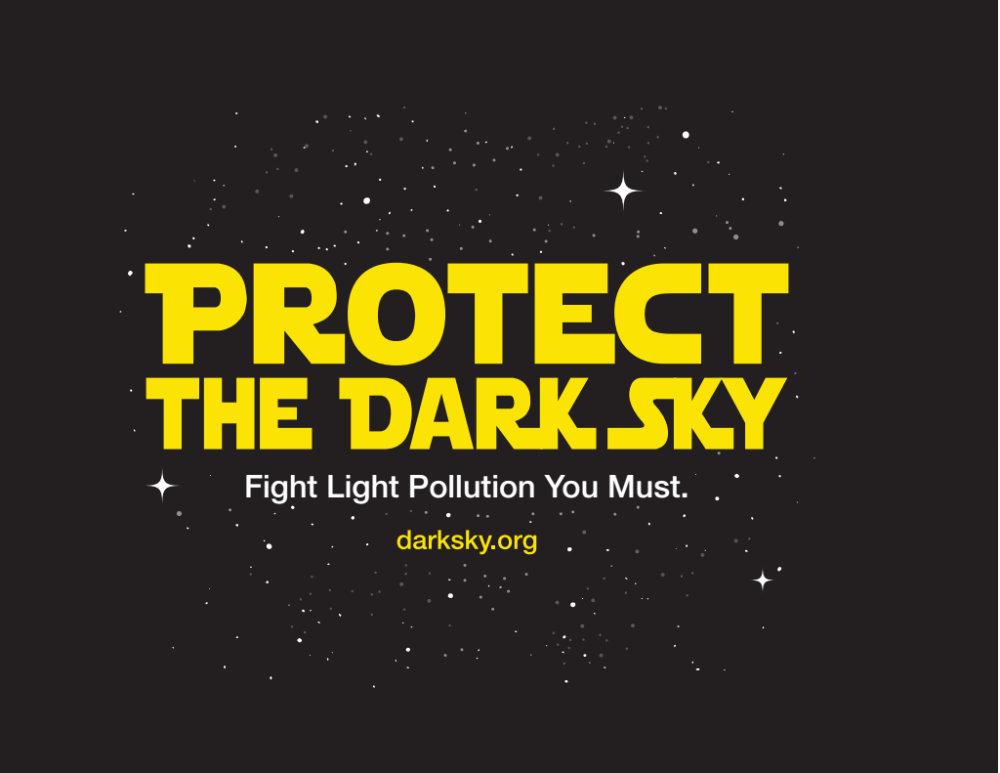 Protect the Dark Sky