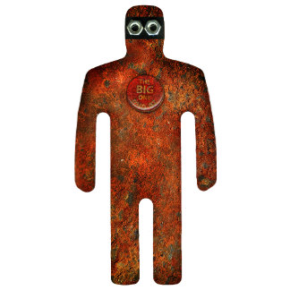 Rust Man - Super Hero