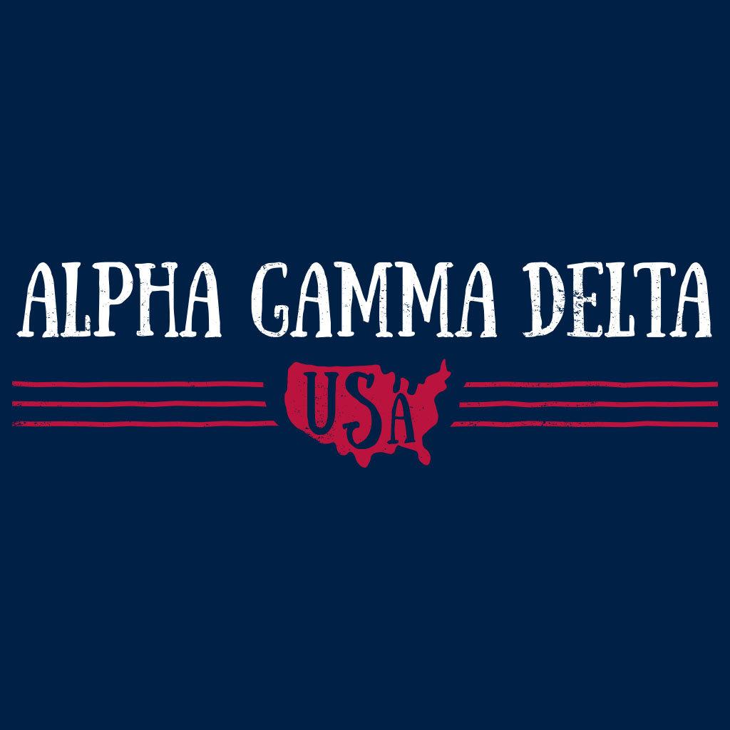 Alpha Gamma Delta - USA
