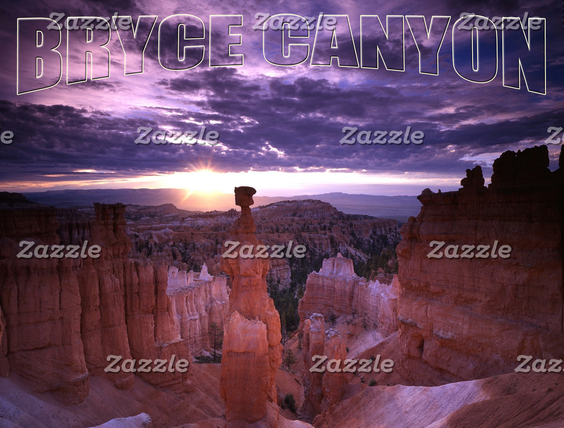 Bryce Canyon, Utah (USA)