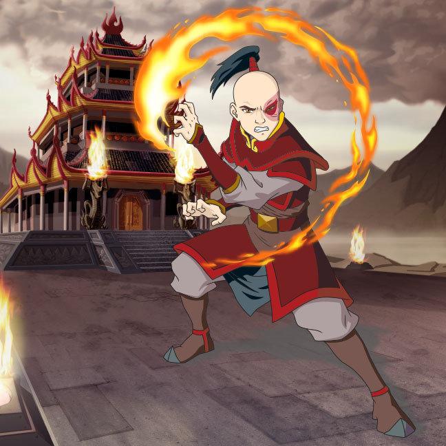 Prince Zuko | Fire Lord