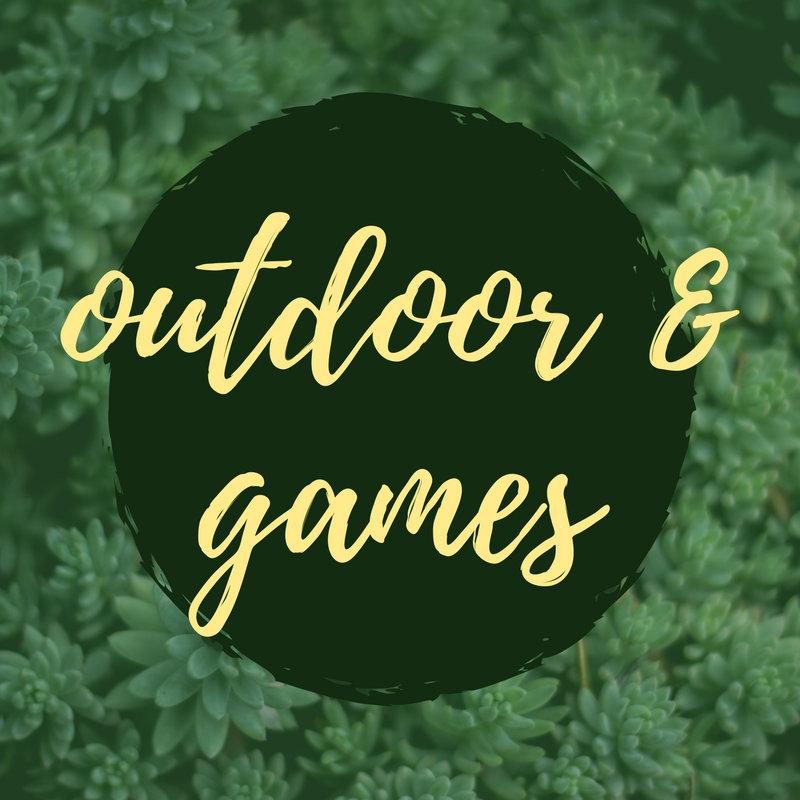 Outdoor & Games