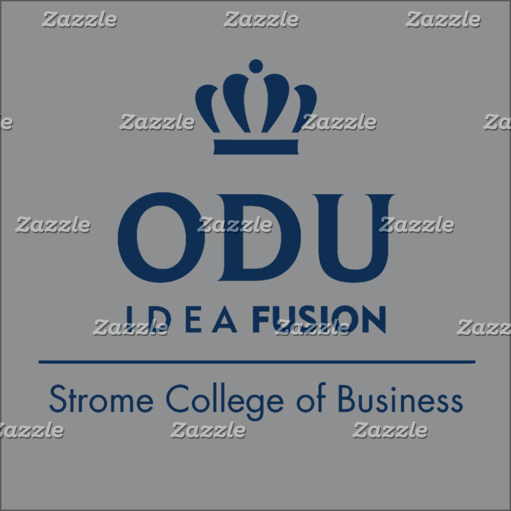 ODU Stacked Logo - Blue
