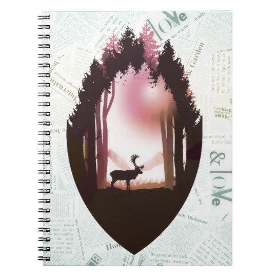 Deer Notebooks