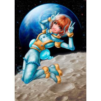My universes - Lunar bunny