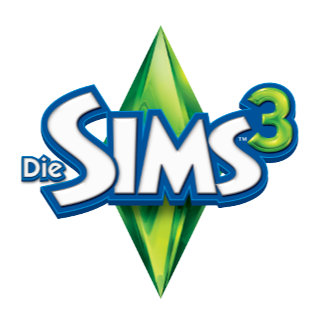 Sims 3 Logo - German