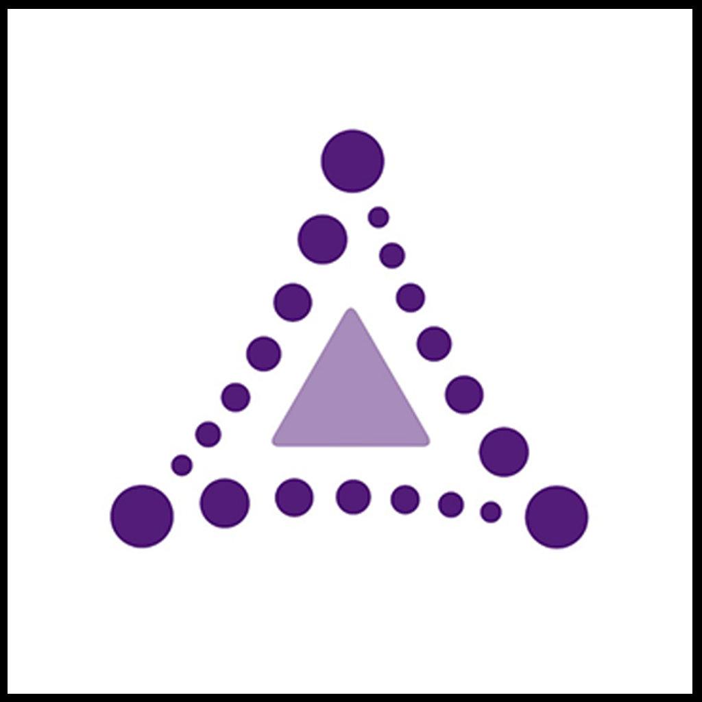 Delta Phi Epsilon Triangle