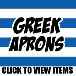 Greek Aprons