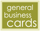 General Business Cards