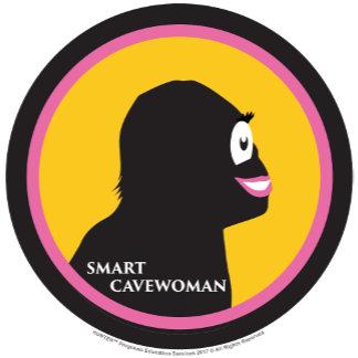Smart Cavewoman