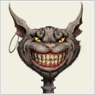 American McGee's Alice - Cheshire Cat