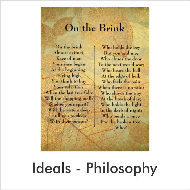 Ideals   Philosophy