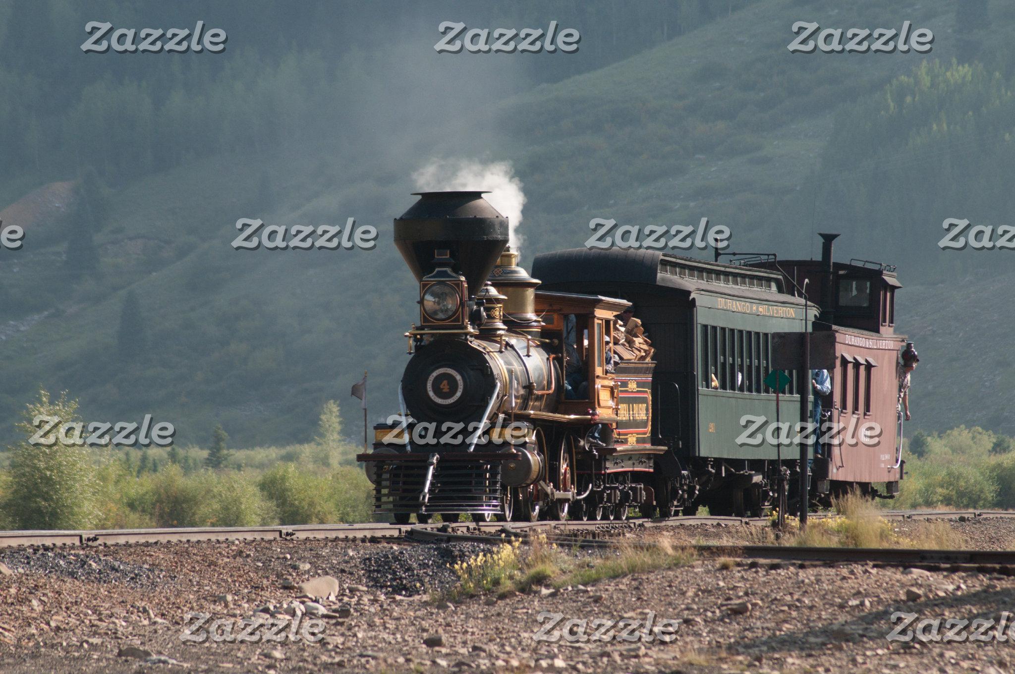 Train Displays