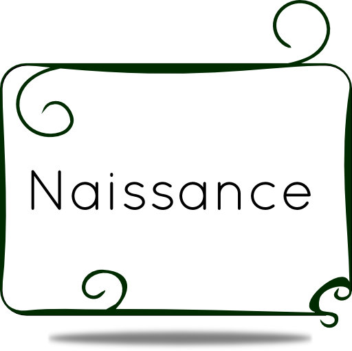 Naissance, adoption
