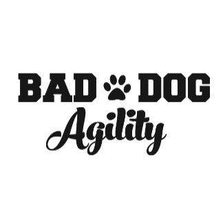 Block Bad Dog, Cursive Agility