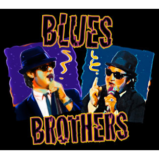 The Blues Brothers - Jake and Elwood 1