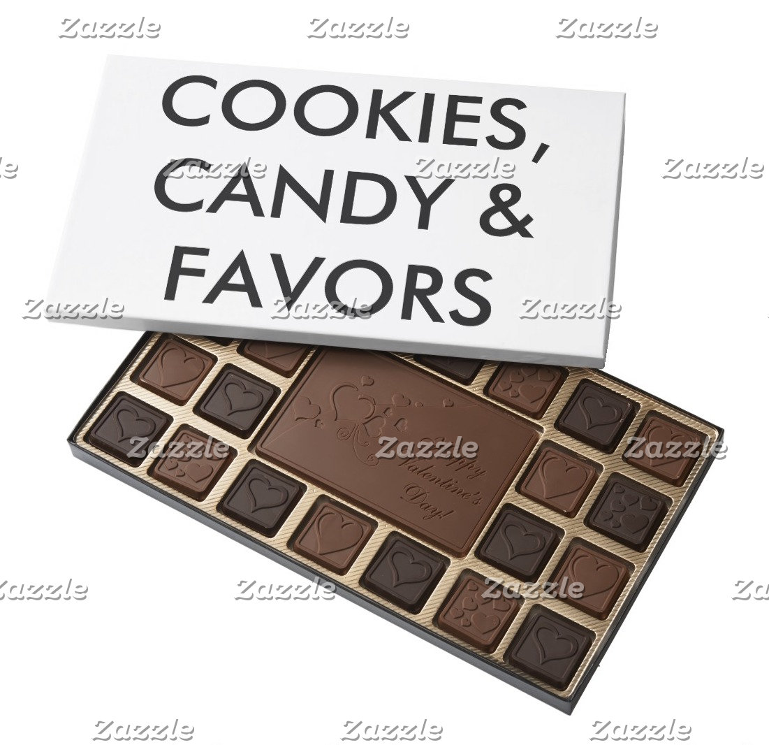 Cookies, Candy & Favors