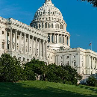 Capitol Building West View