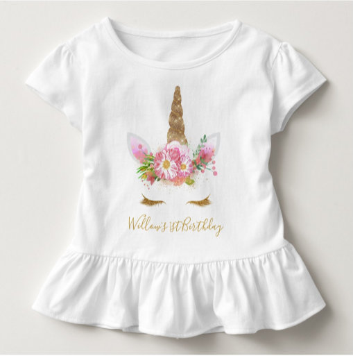 Girl's Birthday Party Clothing