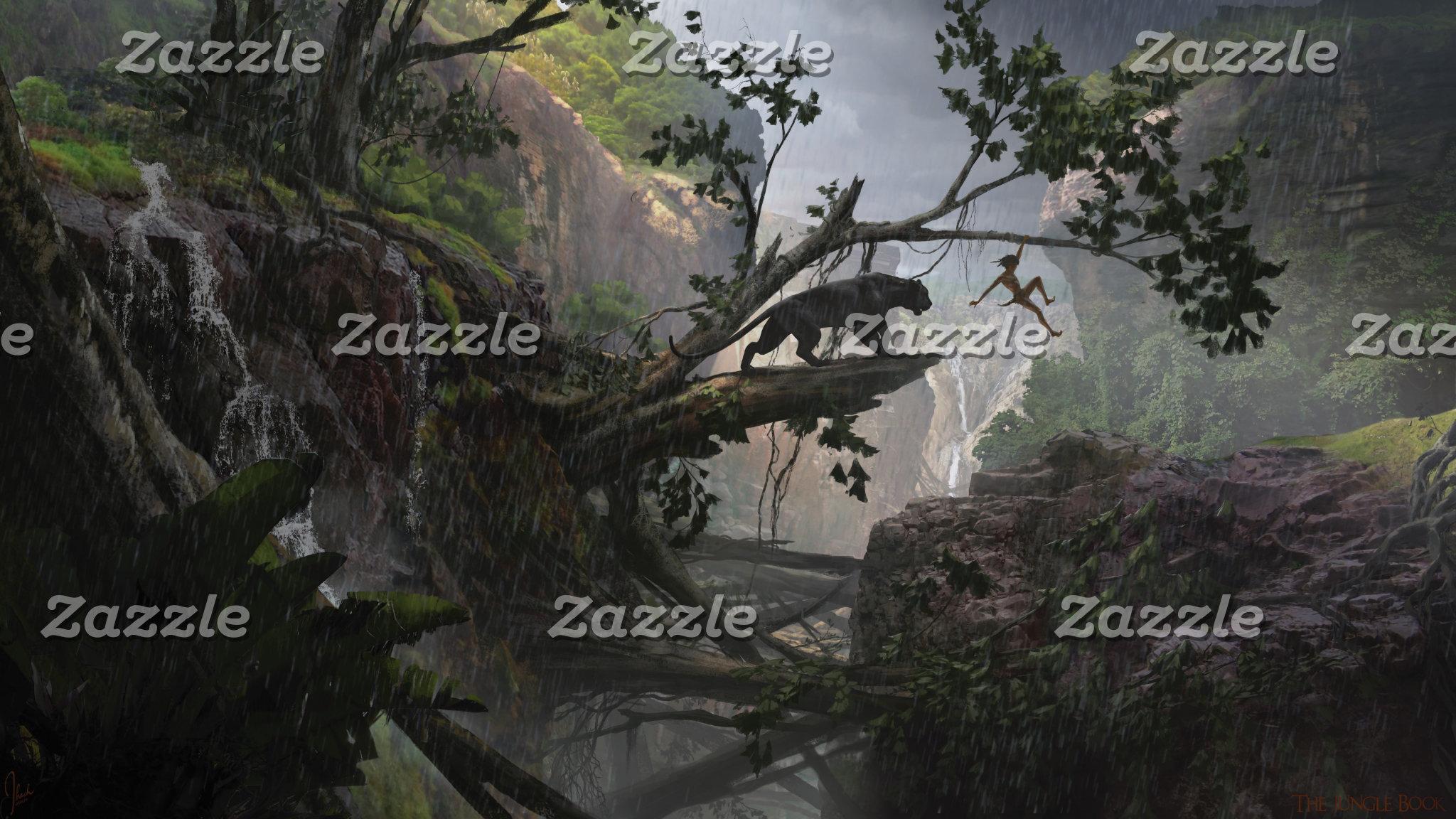 Jungle Book - Mystery of the Jungle