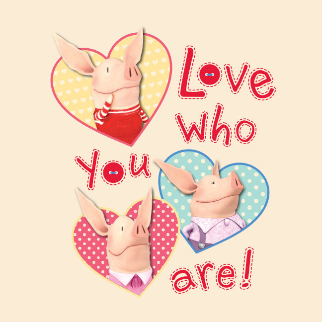 Olivia - Love Who You Are