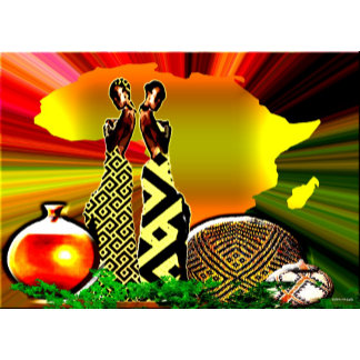 Contemporary African Art Products
