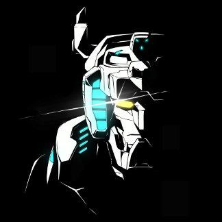 Voltron | Gleaming Eye Silhouette