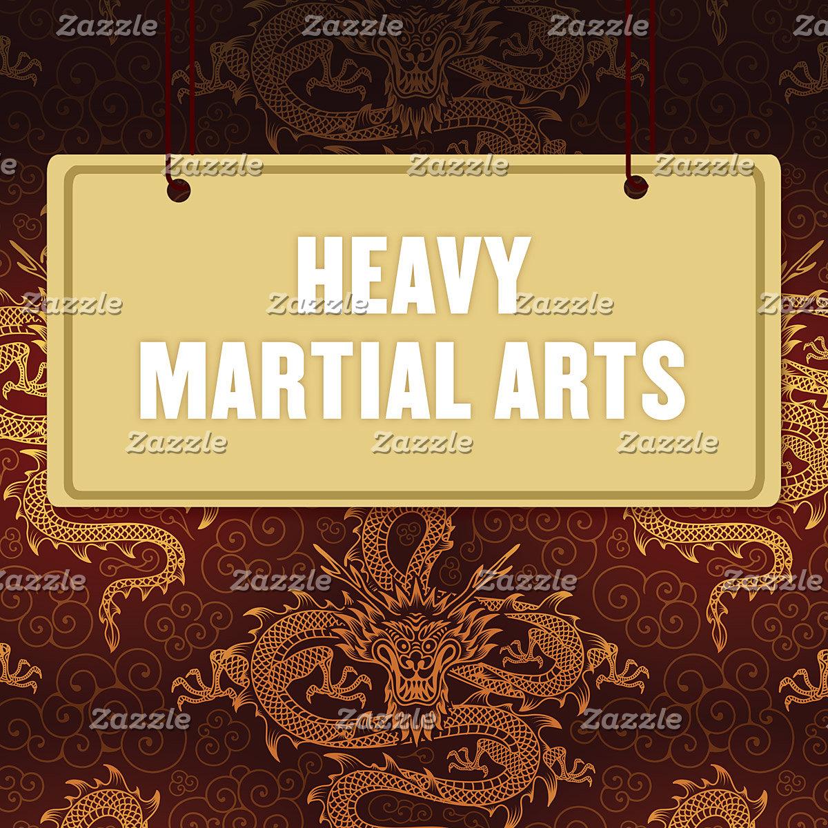Heavy Martial Arts