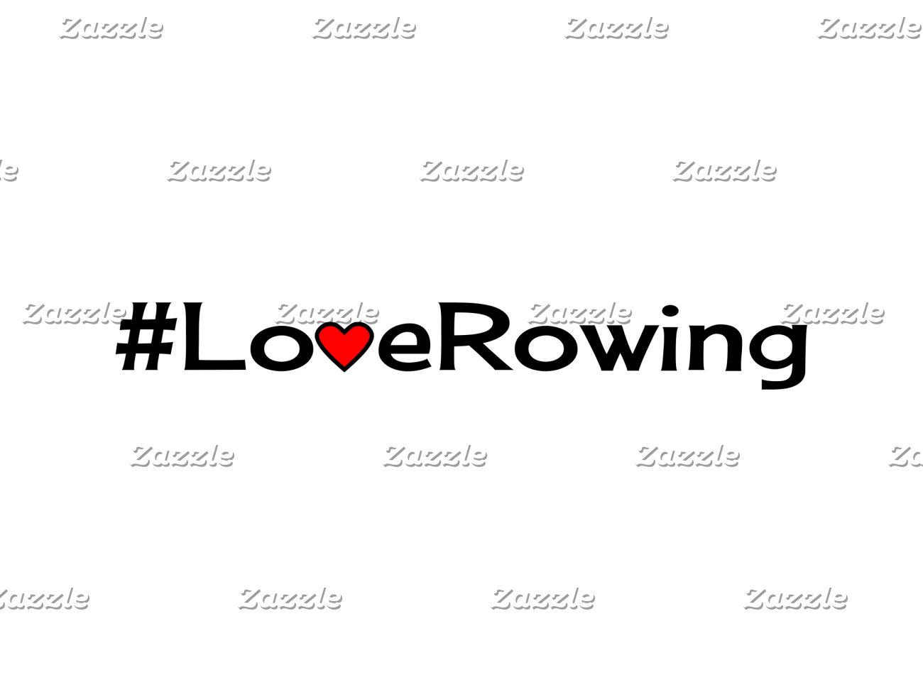 Love Rowing