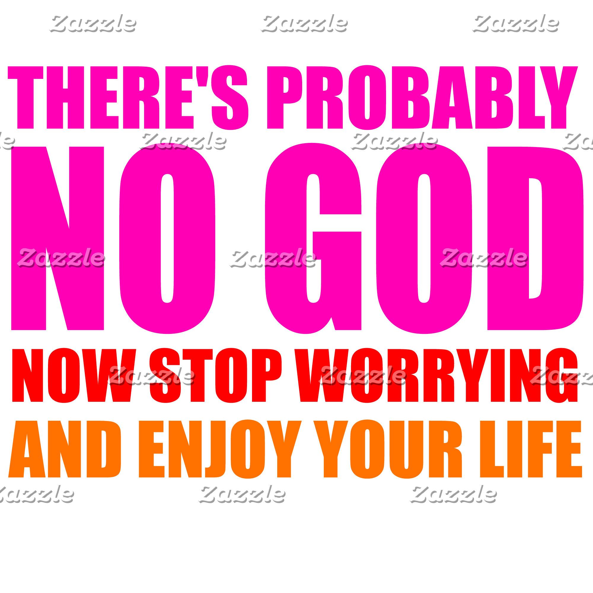 Probably No God