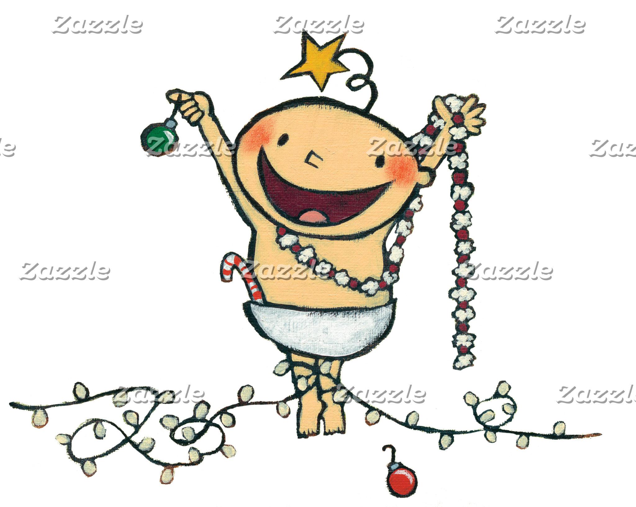 I'm a Christmas Tree!