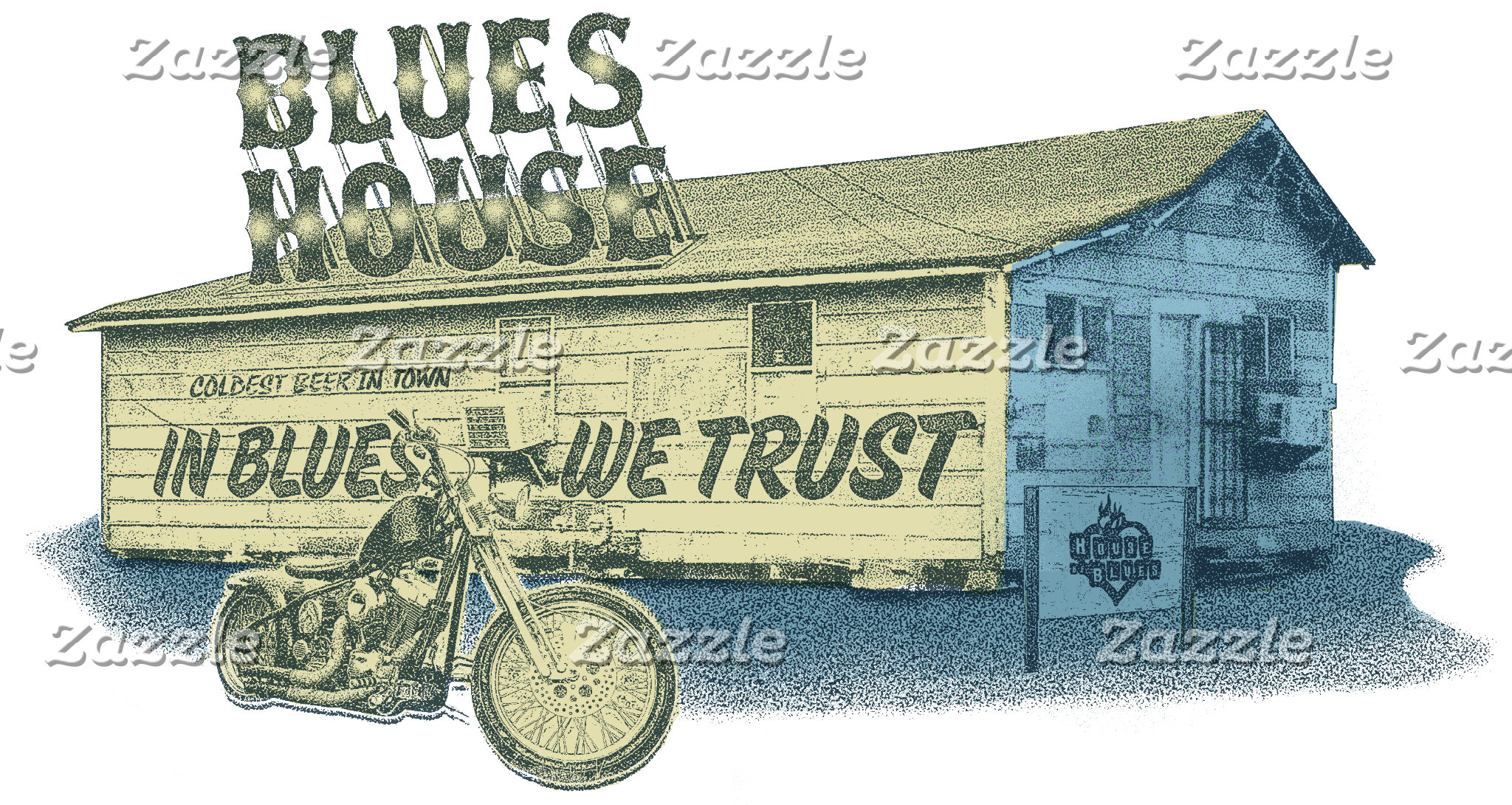 In Blues We Trust