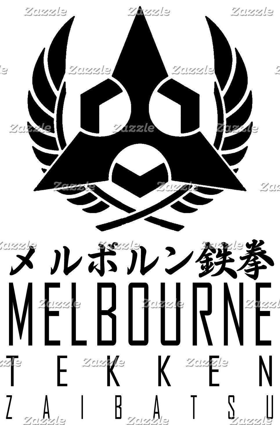 Melbourne Tekken Zaibatsu