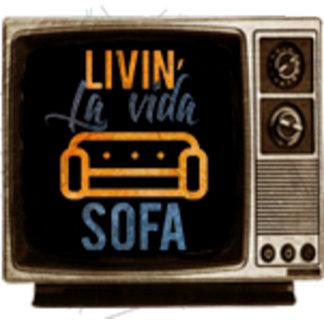 livin' la vida sofa