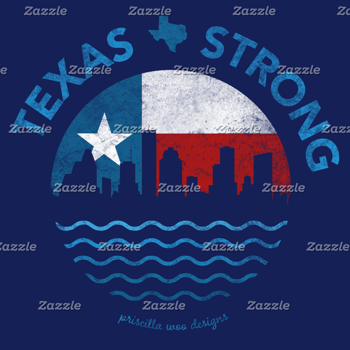 Texas Strong Hurricane Harvey Support