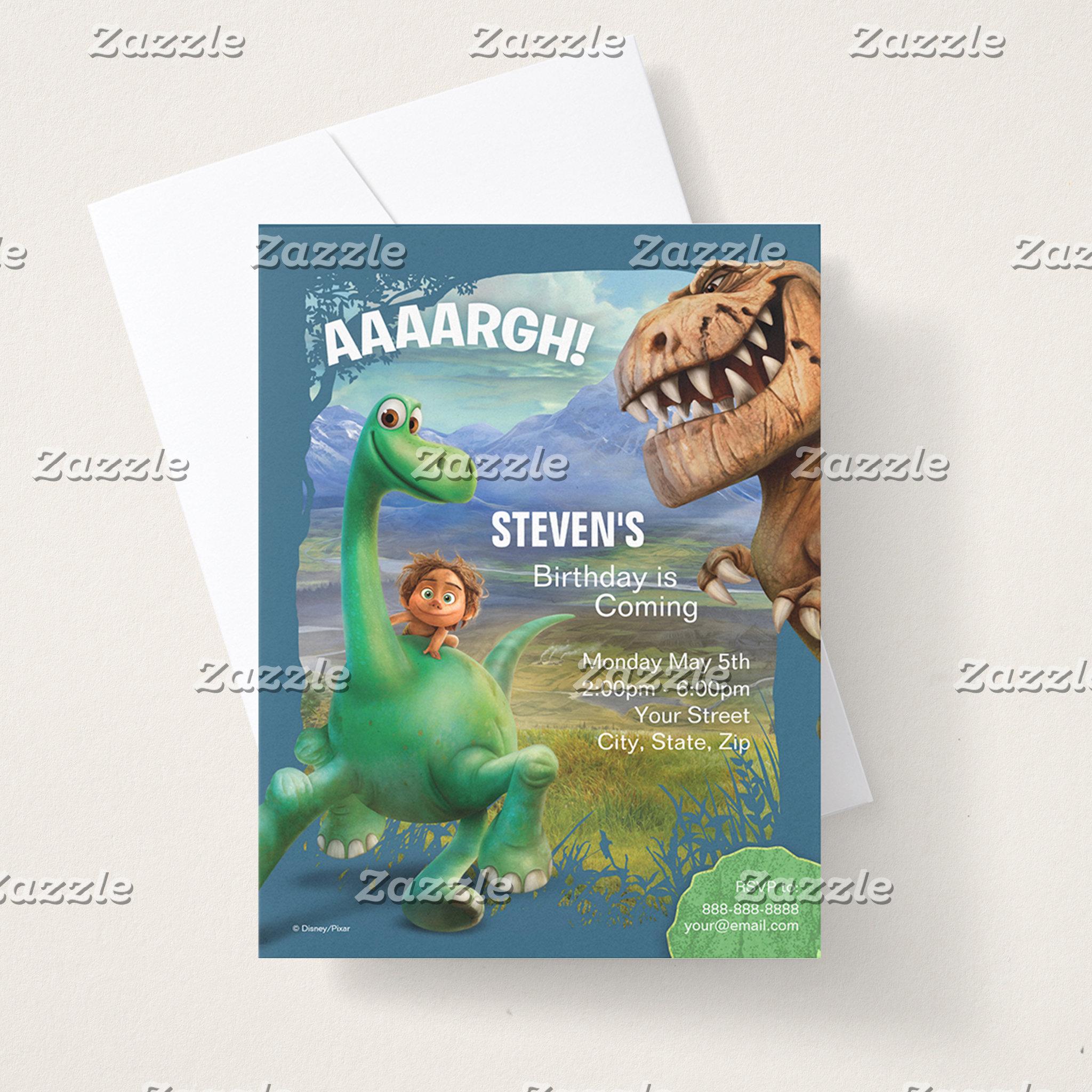 Good Dino Birthday