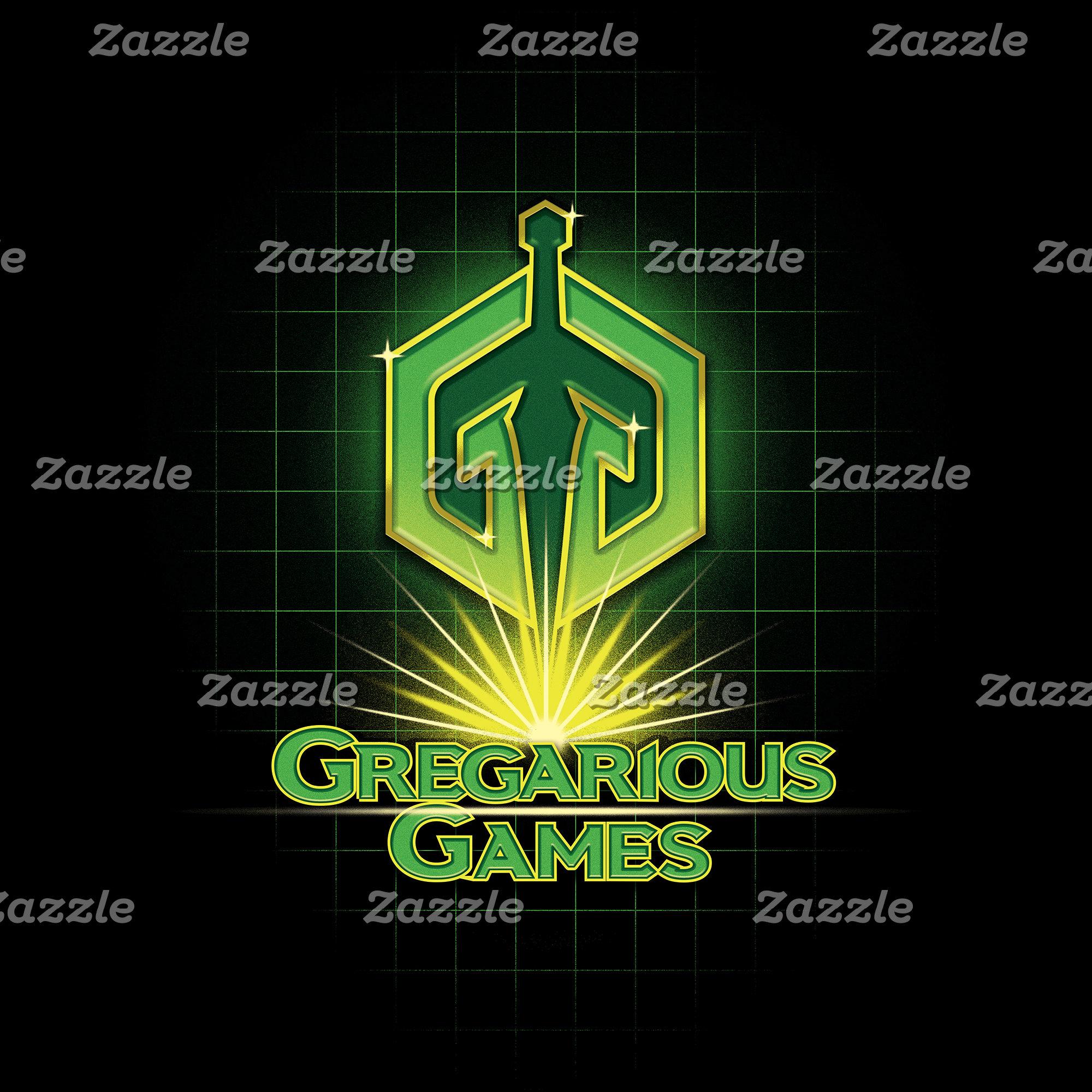 Gregarious Games Logo