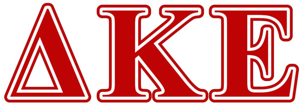 Delta Kappa Epsilon Red Letters