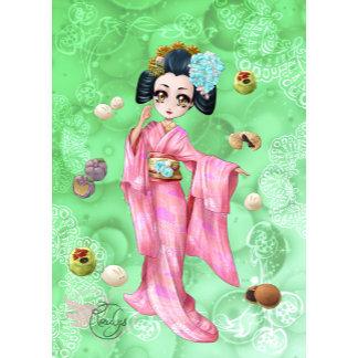 Gourmandises: Wagashi