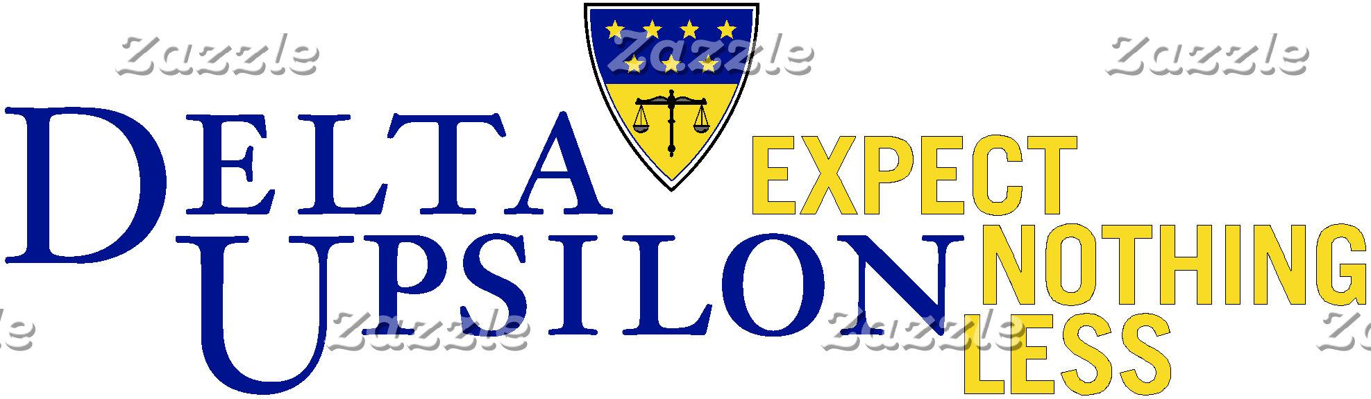 Delta Upsilon - Color