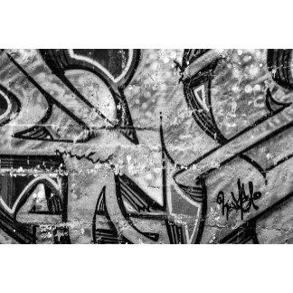 Art2Go Bags in Black Street Art