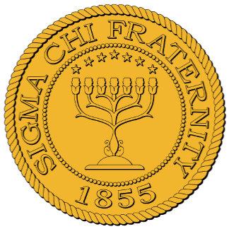 Sigma Chi Grand Seal Color