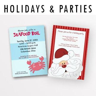 Holidays / Parties