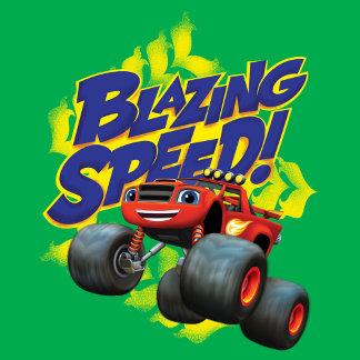 Blazing Speed!