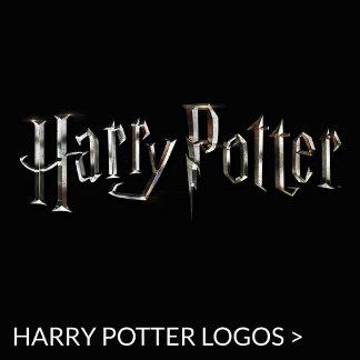 Harry Potter Movie Logos