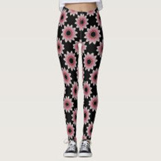 Floral Design Leggings