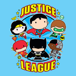 Chibi Justice League